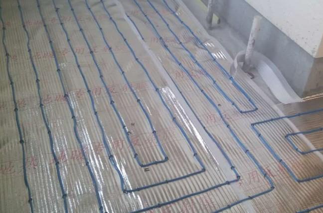 shan西pu城县办公室大楼发热电缆系tong运yong